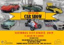 Mens Shed Car Show 2019